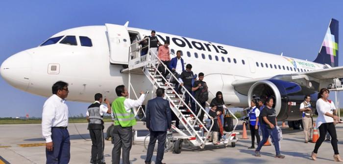 Reportan SCT y Sectur incremento en afluencia turística en Aeropuerto Internacional de Veracruz