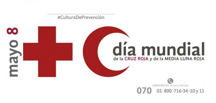 En el Día Internacional de la Cruz Roja, Veracruz reconoce su gran labor altruista