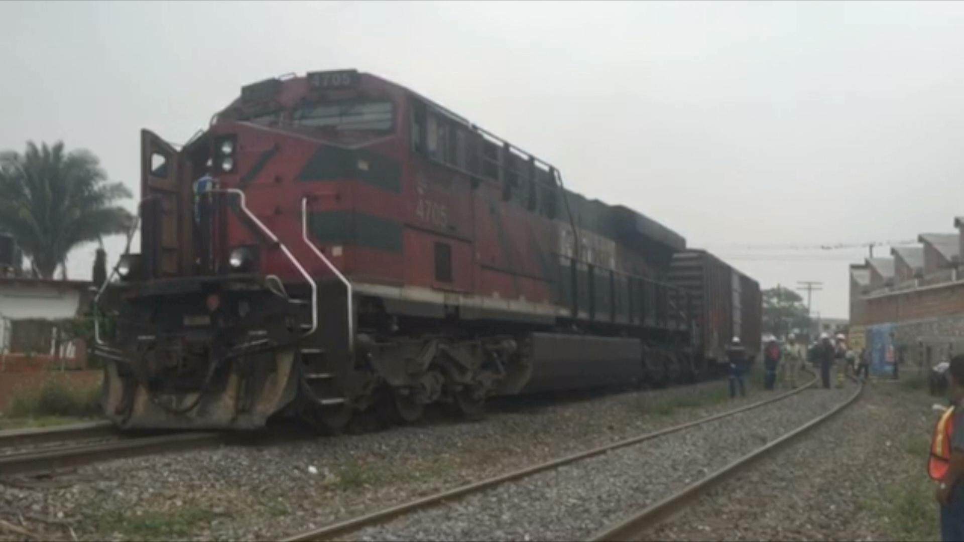 A pesar de la crisis, el manejo de carga por ferrocarril se ha mantenido este año