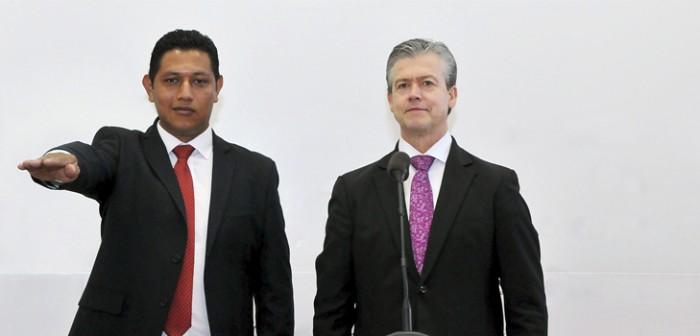 Asume Flavio Muñoz Murrieta la Subsecretaría de la Juventud