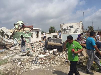 Acudirá Peña Nieto a Ciudad Acuña para supervisar afectaciones por tornado