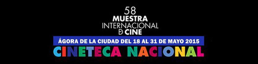 Inicia la 58 Muestra Internacional de Cine en el Ágora de la Ciudad