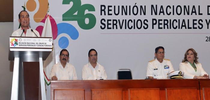 Prueba científica, base de la nueva procuración de justicia en Veracruz: FGE