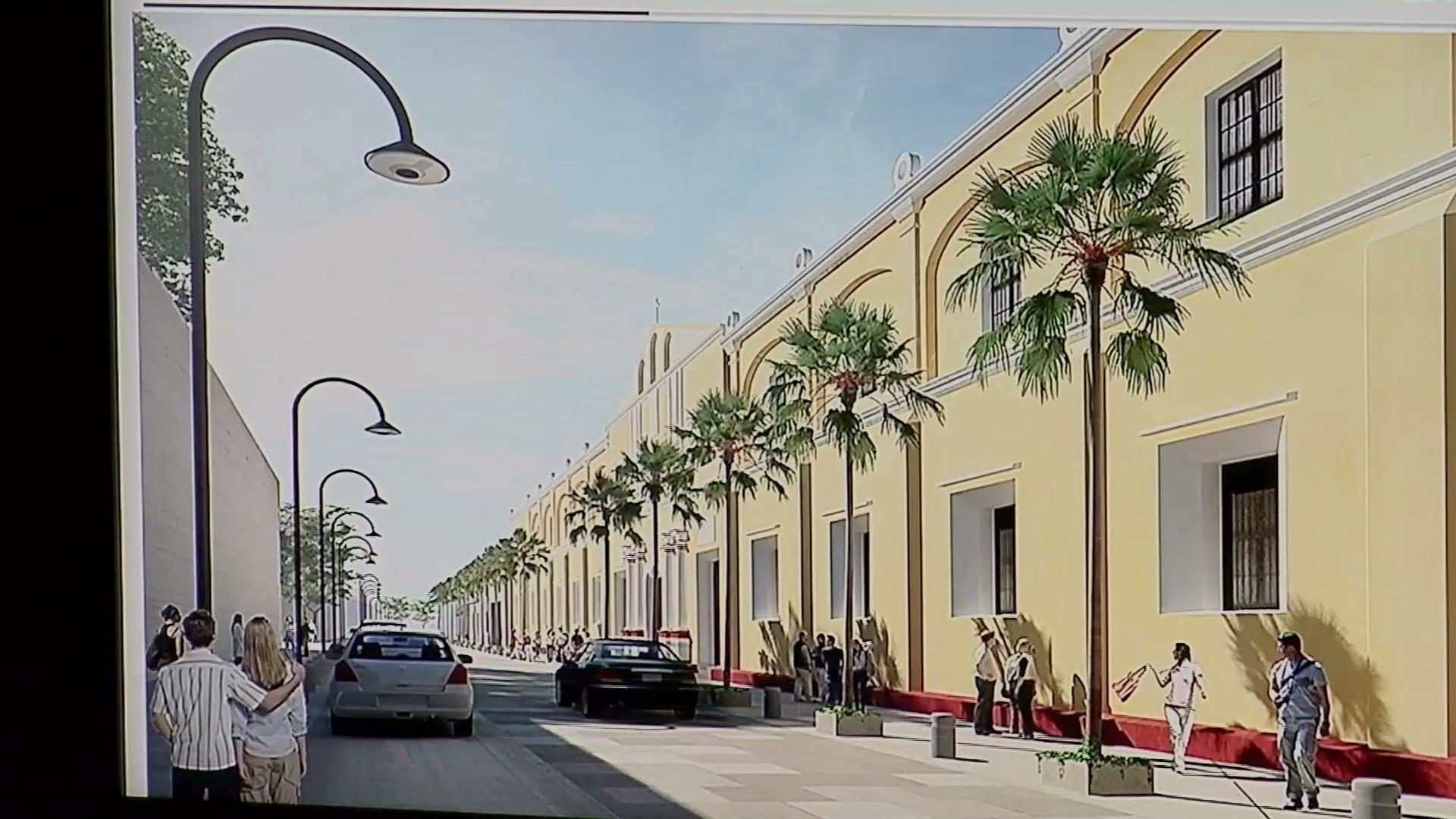 Empresarios participan en remodelación integral del centro histórico de Veracruz