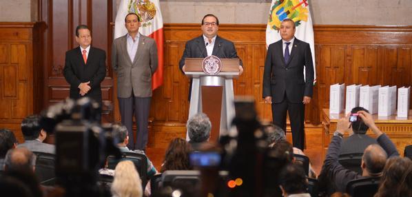 Falsas, denuncias presentadas ante la PGR contra funcionarios veracruzanos