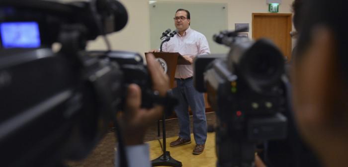 Refrenda Javier Duarte importancia de una juventud libre de alcohol