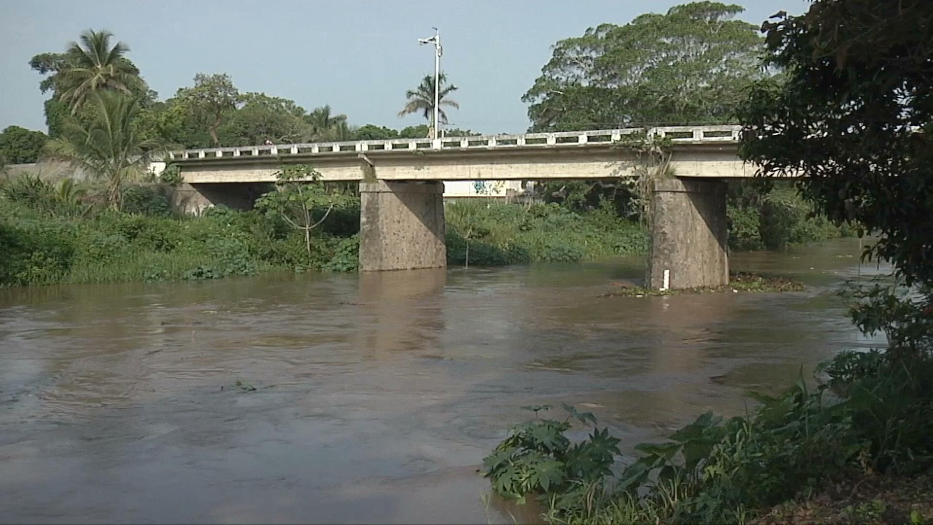 Desmienten PC y CONAGUA rumor de golpes de agua en Jamapa y Cotaxtla