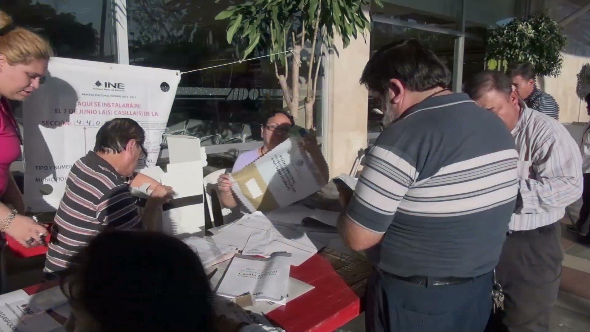 Empresarios vigilarán elección del 1 de julio: Canaco