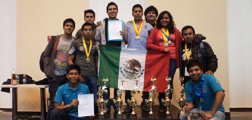 Triunfa Instituto Tecnológico Superior de Poza Rica en Ecuador
