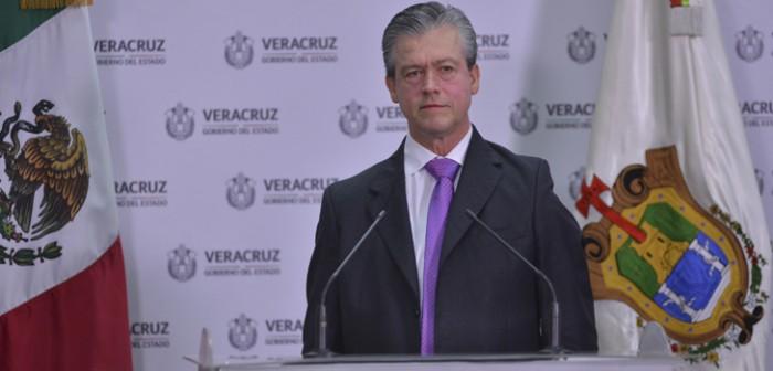Presenta Gerardo Buganza renuncia como secretario de Gobierno