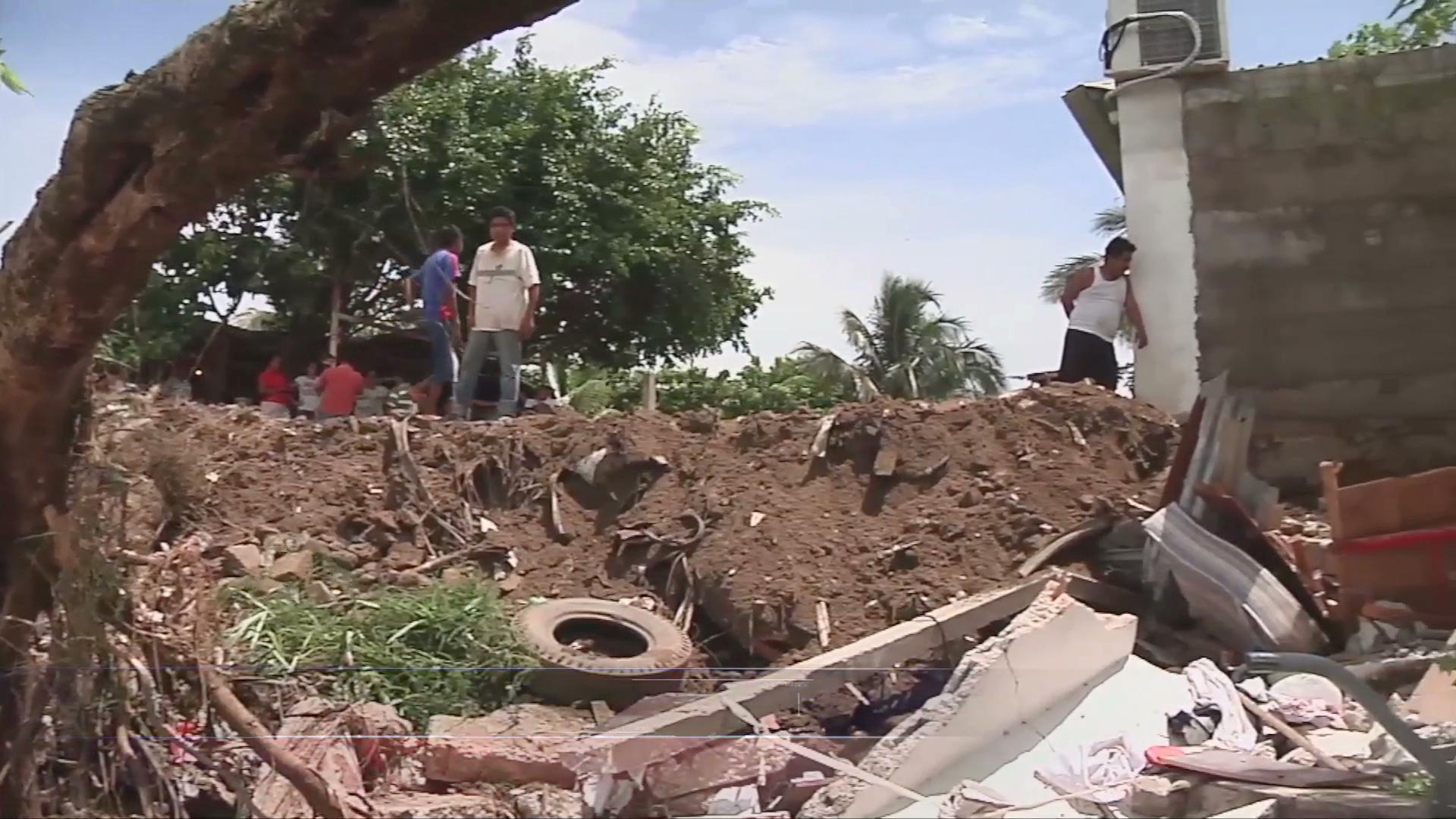 Lluvia deja inundaciones en Veracruz y Coatzacoalcos
