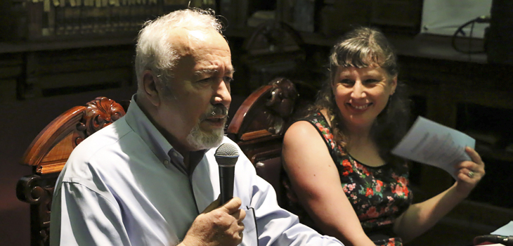 En México el periodismo cultural y literario es extraordinario: Humberto Musacchio