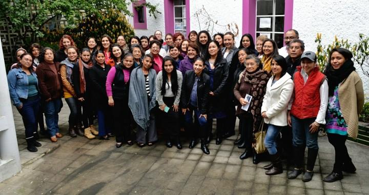 El Instituto Municipal de las Mujeres promueve la equidad de género con organizaciones de la sociedad civil