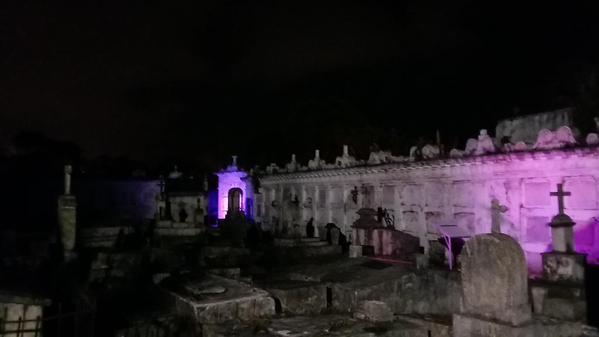 En Xalapa se amplían los Recorridos Históricos en el Panteón 5 de Febrero hasta el 8 de agosto