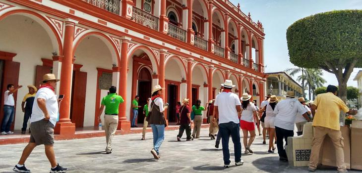Viajes de familiarización posicionan ofertas turísticas de Veracruz: OVC