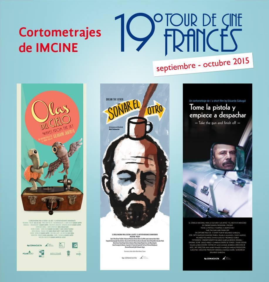 Llega a Xalapa el XIX Tour de Cine Francés
