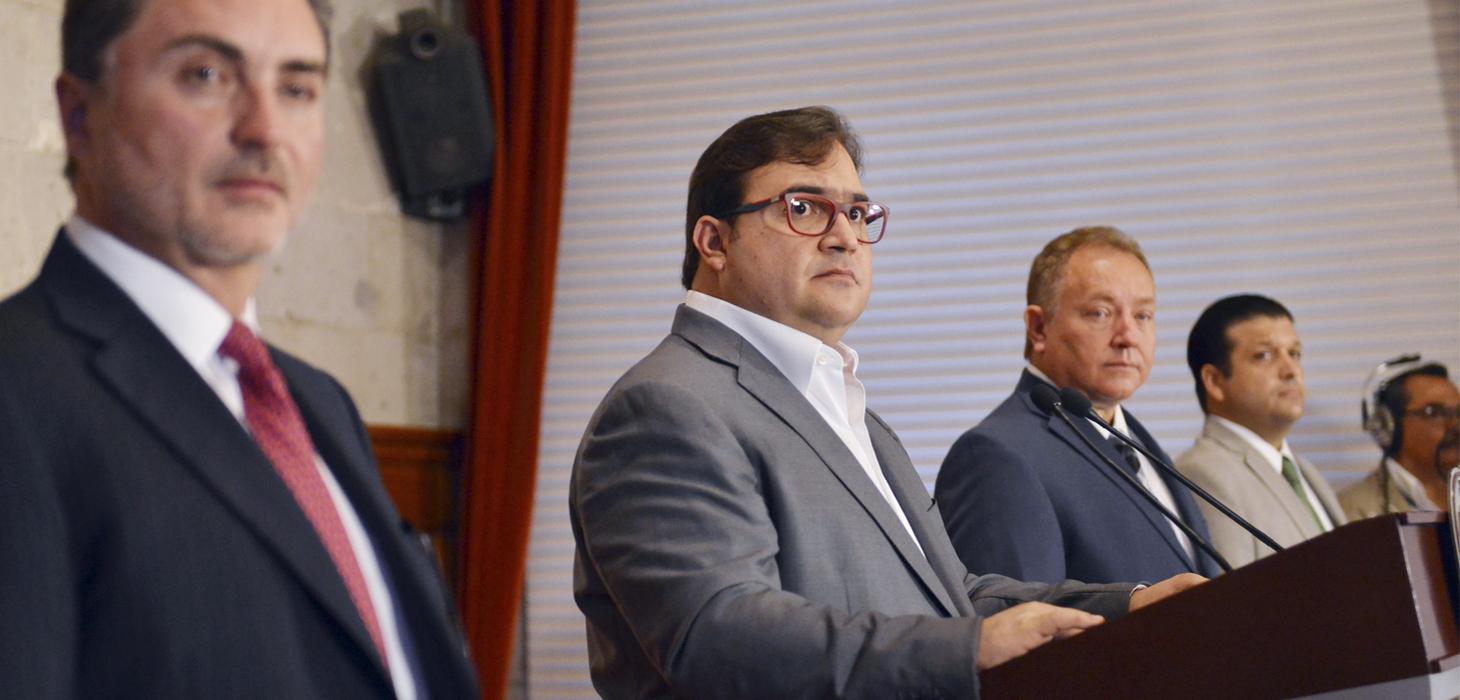 Anuncia Javier Duarte nuevos proyectos estratégicos en infraestructura