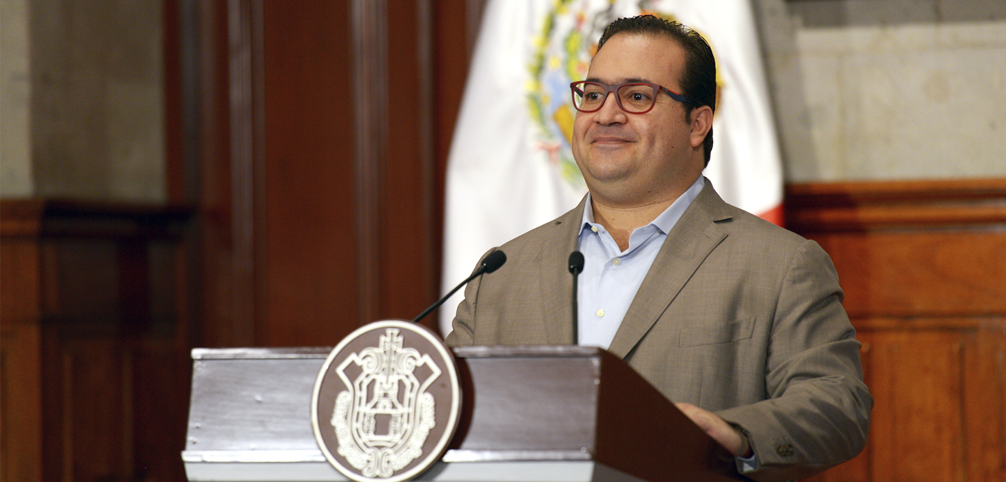 La reducción del riesgo ha salvado la vida y el patrimonio de los veracruzanos: Javier Duarte