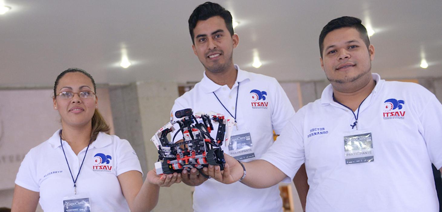 Talento, creatividad, y destreza en la Expo Ciencias Veracruz 2015