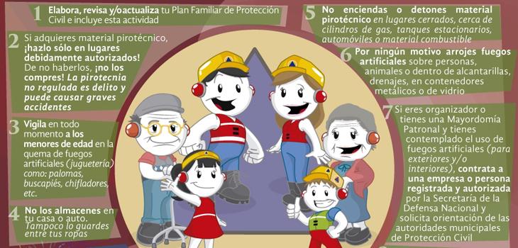 Preparados los operativos en todo Veracruz para Fiestas Patrias: PC