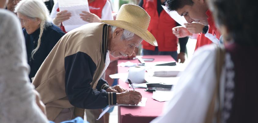 La Quinta de las Rosas inició un programa de prevención de accidentes en adultos mayores