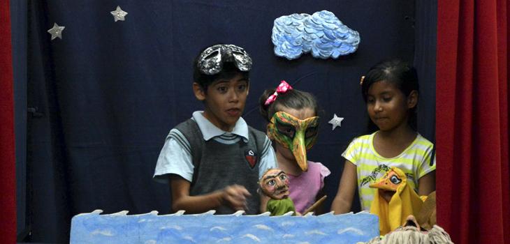 Ofrece IVEC gran variedad de actividades gratuitas en festival de títeres, en Xalapa