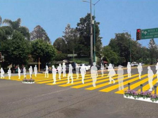 Inicia el Programa de Cruces Seguros en Xalapa