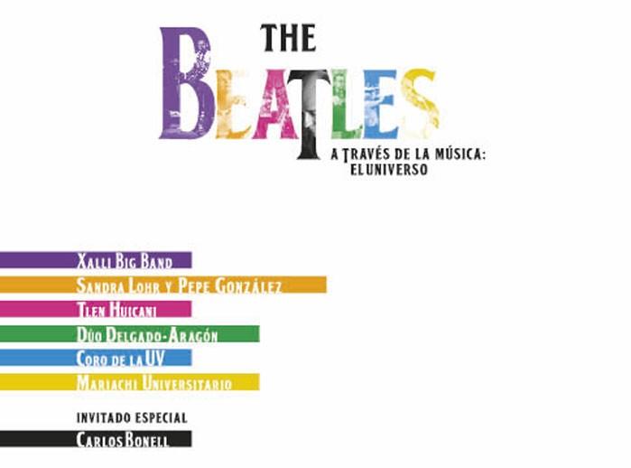 Músicos de la UV interpretan a The Beatles