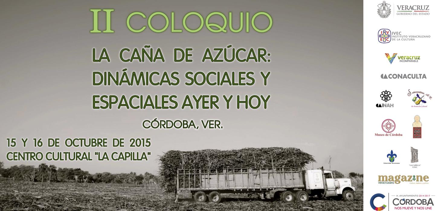 Realizarán Coloquio de la Caña de Azúcar, en Córdoba