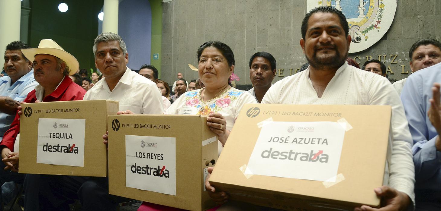 Integra SEDECOP a 60 municipios más al programa Destraba