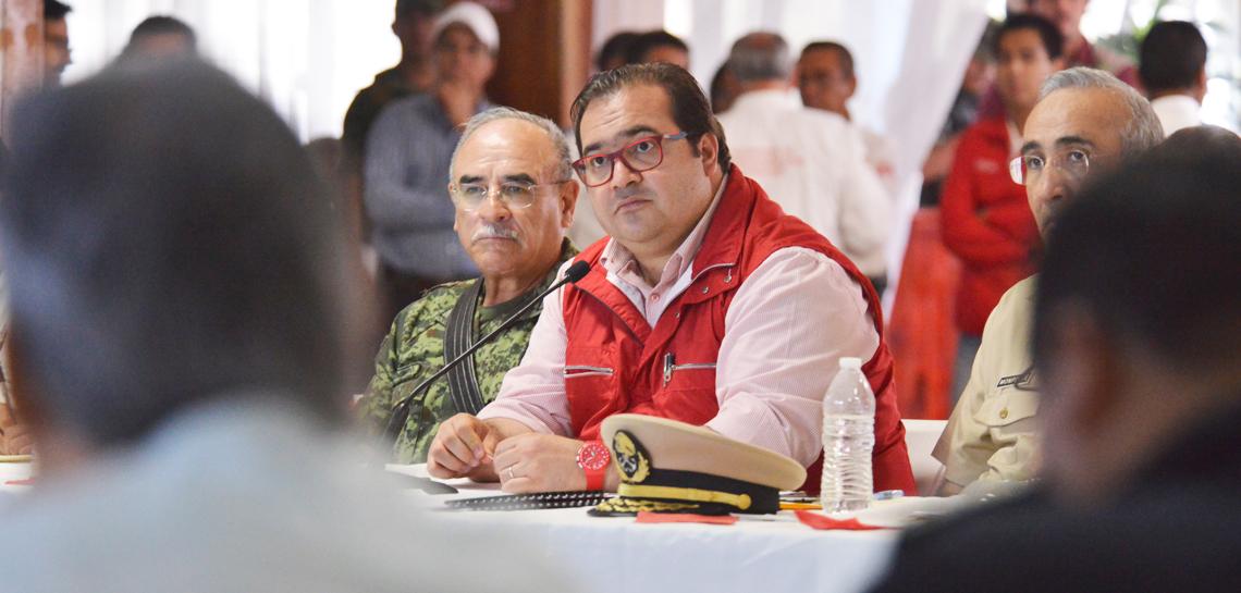 Con una política de prevención, en Veracruz salvamos vidas: Javier Duarte