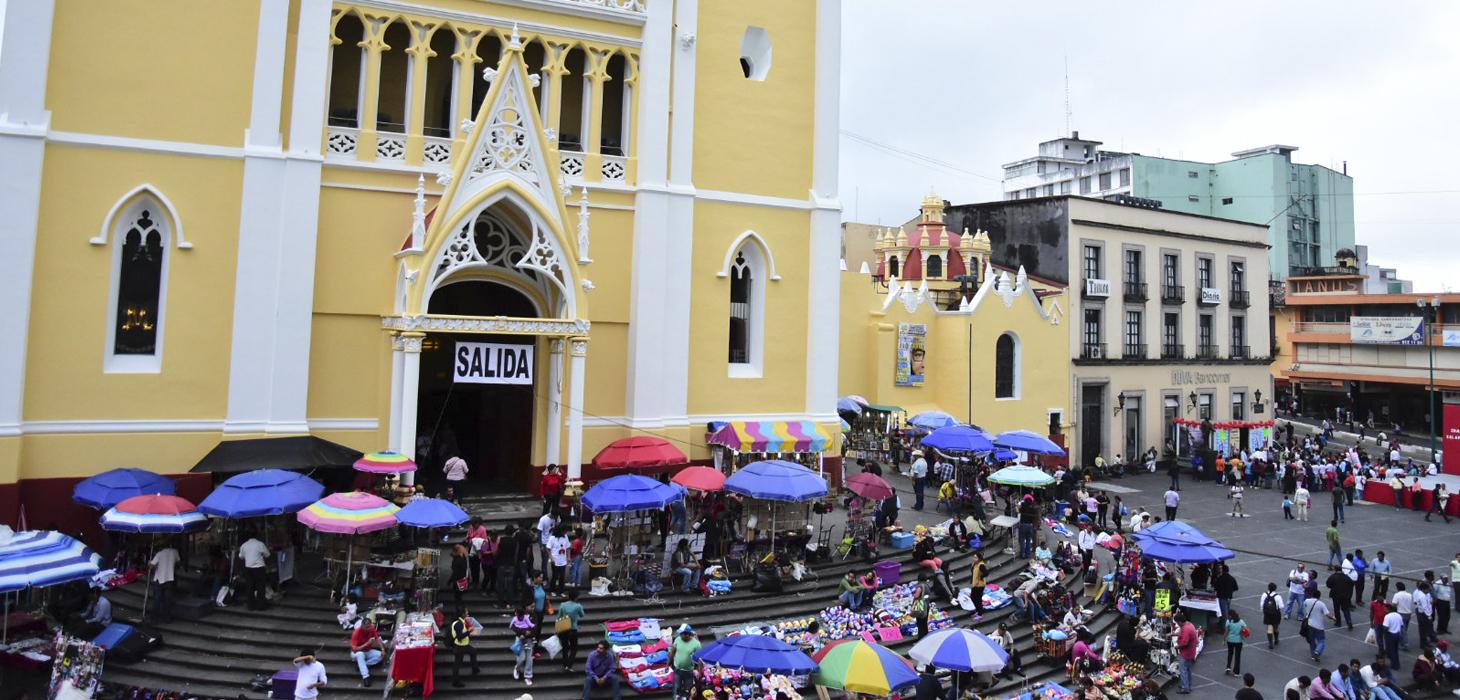 Anuncia SEGOB cierre del centro de Xalapa por festejos de San Rafael Guízar