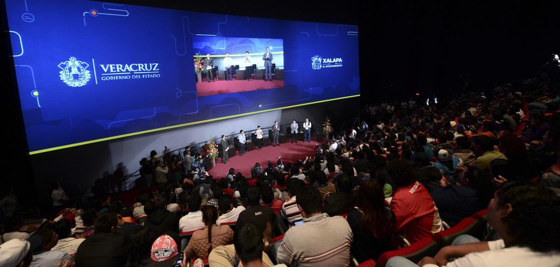 Gran arranque en Xalapa del Hackathon Estatal Veracruz 2015