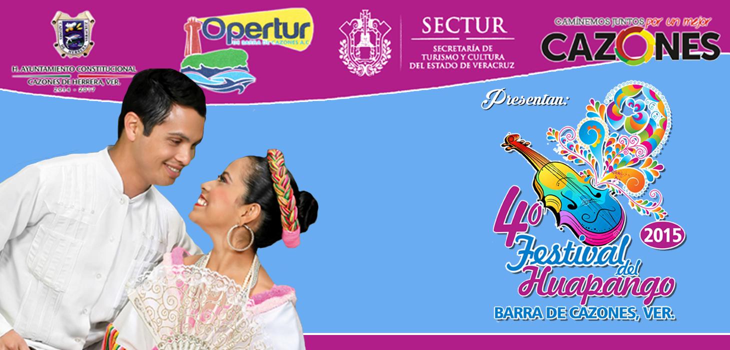 Tradición y cultura en el 4° Festival del Huapango en Barra de Cazones