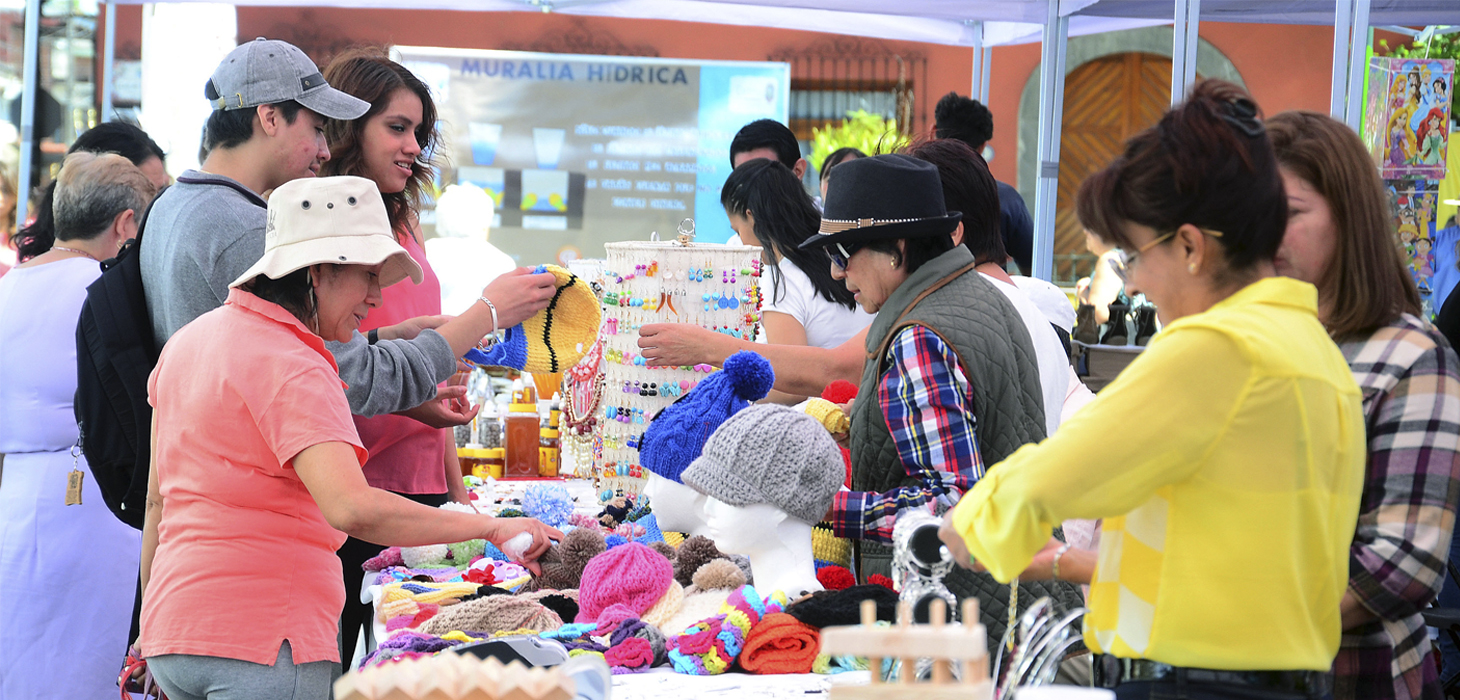 Este fin de semana, Mercado Próspero Adelante en Coatepec, Poza Rica y Xalapa