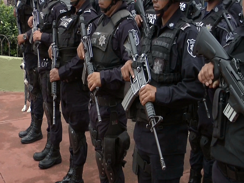 Aplicará SSP botón de pánico en 15 ciudades de Veracruz