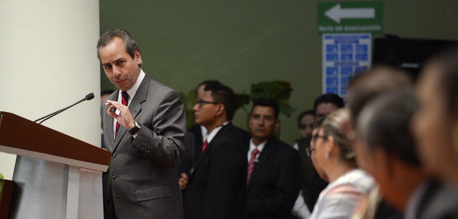 Histórica y vanguardista la defensa de los derechos humanos en Veracruz: SEGOB