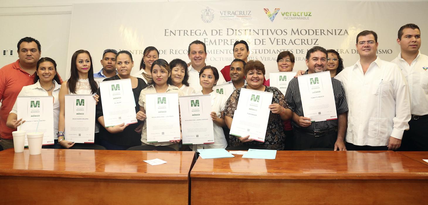 Reconoce y profesionaliza Veracruz su industria turística