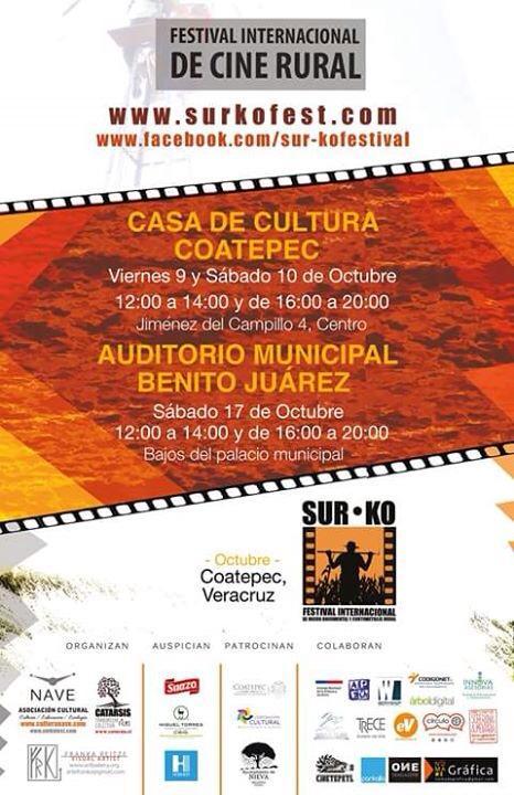 Inició en Coatepec la gira internacional de cine rural ZurKo