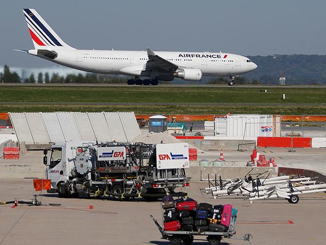 Avión de Air France suspende viaje por pasajero sospechoso