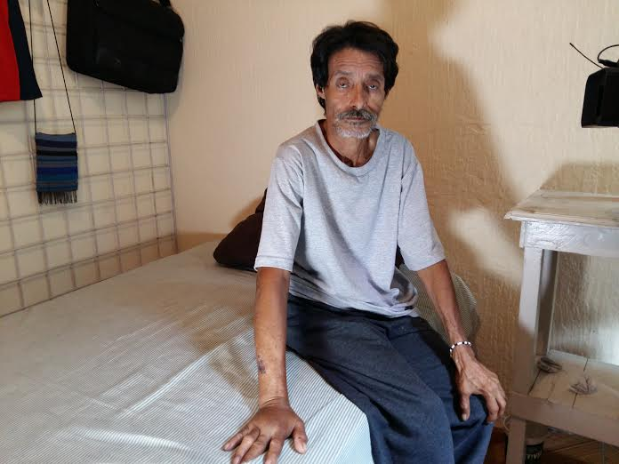 Sobreviviente del Grupo Audaz pide ayuda económica para recuperarse