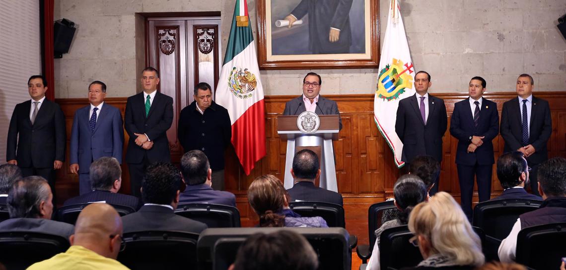 Ciudadanos respaldan iniciativa para eliminar fuero en Veracruz