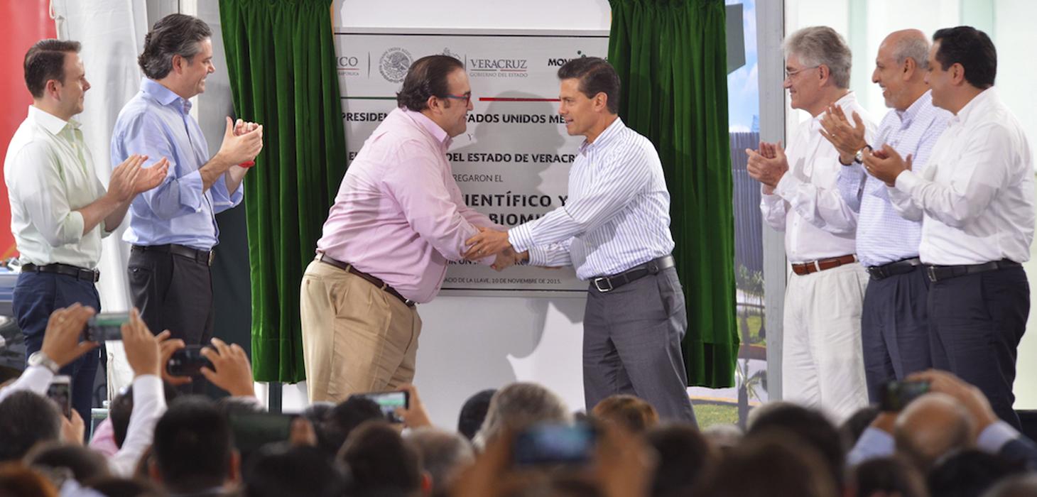 Veracruz, polo de desarrollo de vanguardia a nivel internacional: Javier Duarte