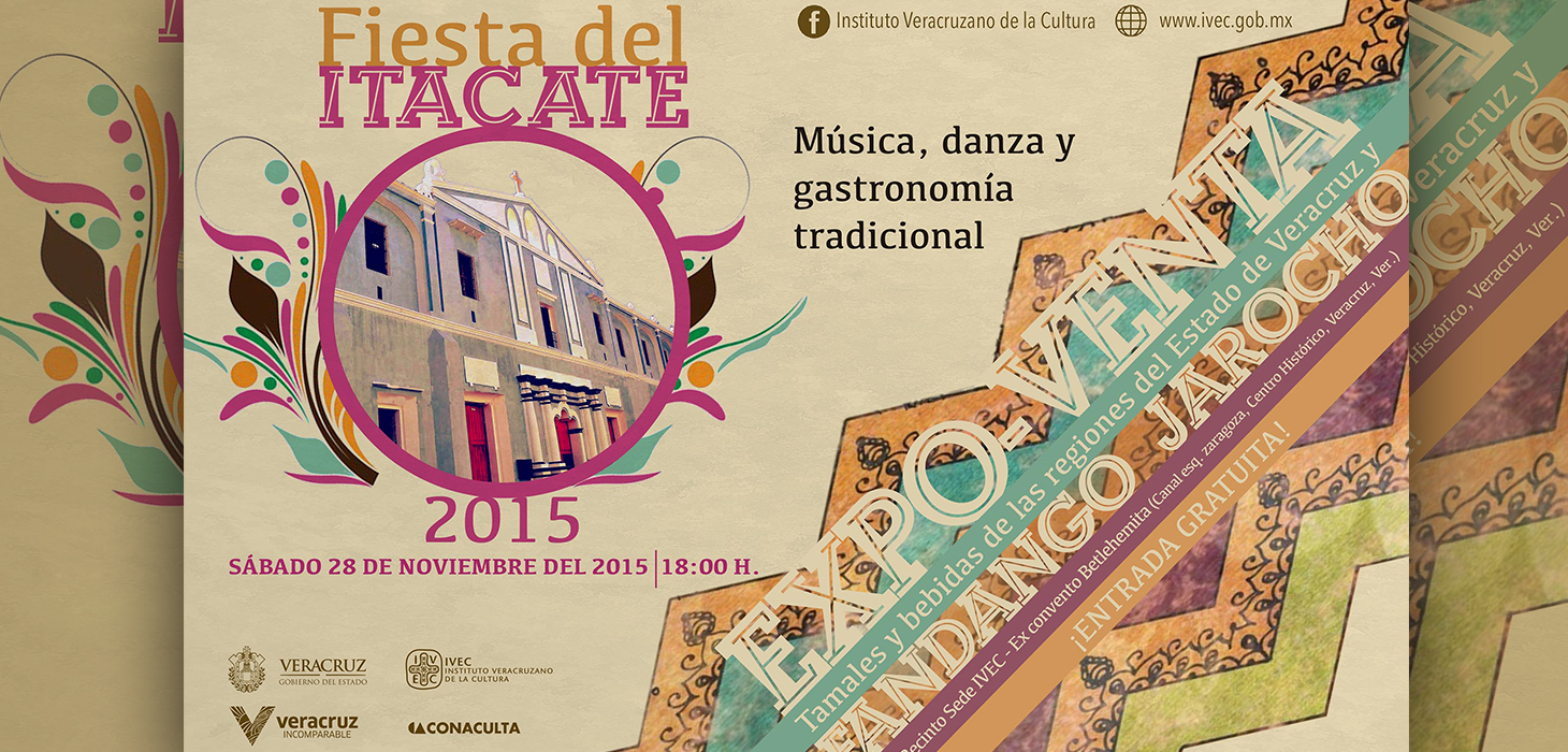 Este sábado, Fiesta del Itacate en sede del IVEC