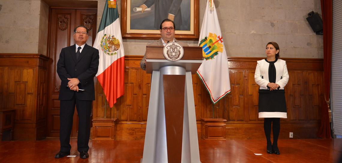 Las mujeres son la expresión social de mi gobierno: Javier Duarte