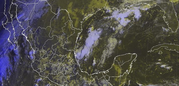 Tiempo inestable con lluvias y norte, a partir de hoy: PC