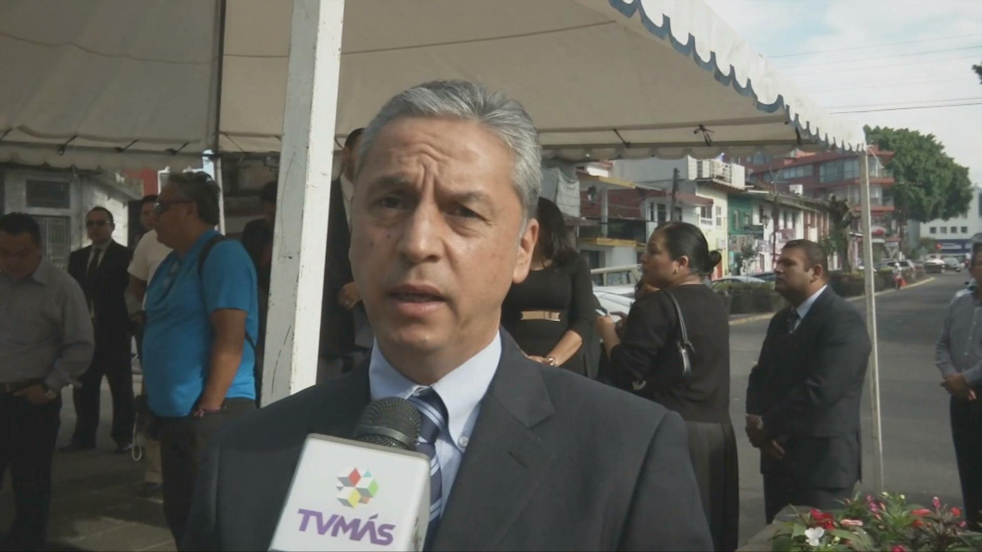 El Ayuntamiento de Xalapa lamenta la muerte de Rafael Olvera Carrascosa