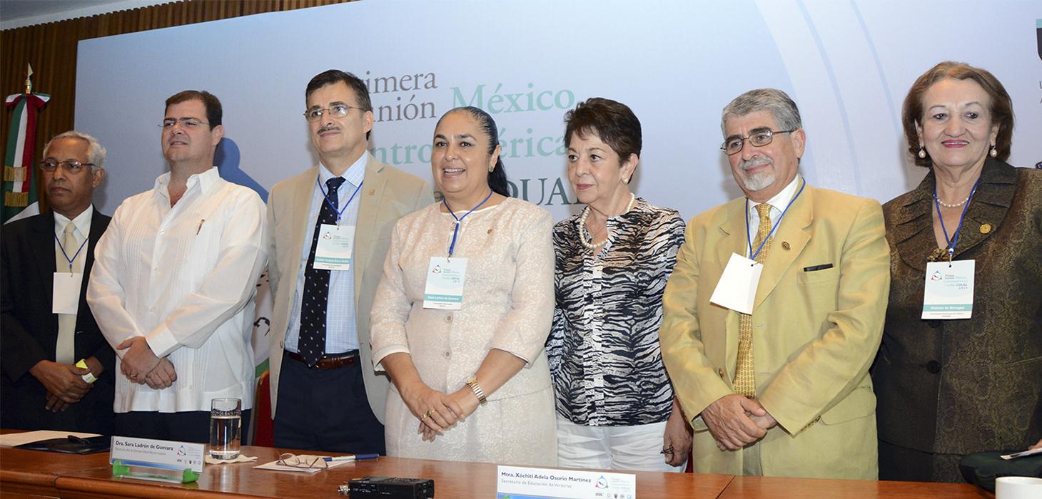 Veracruz, puerta de intercambio entre instituciones de educación superior de América Latina: SEV