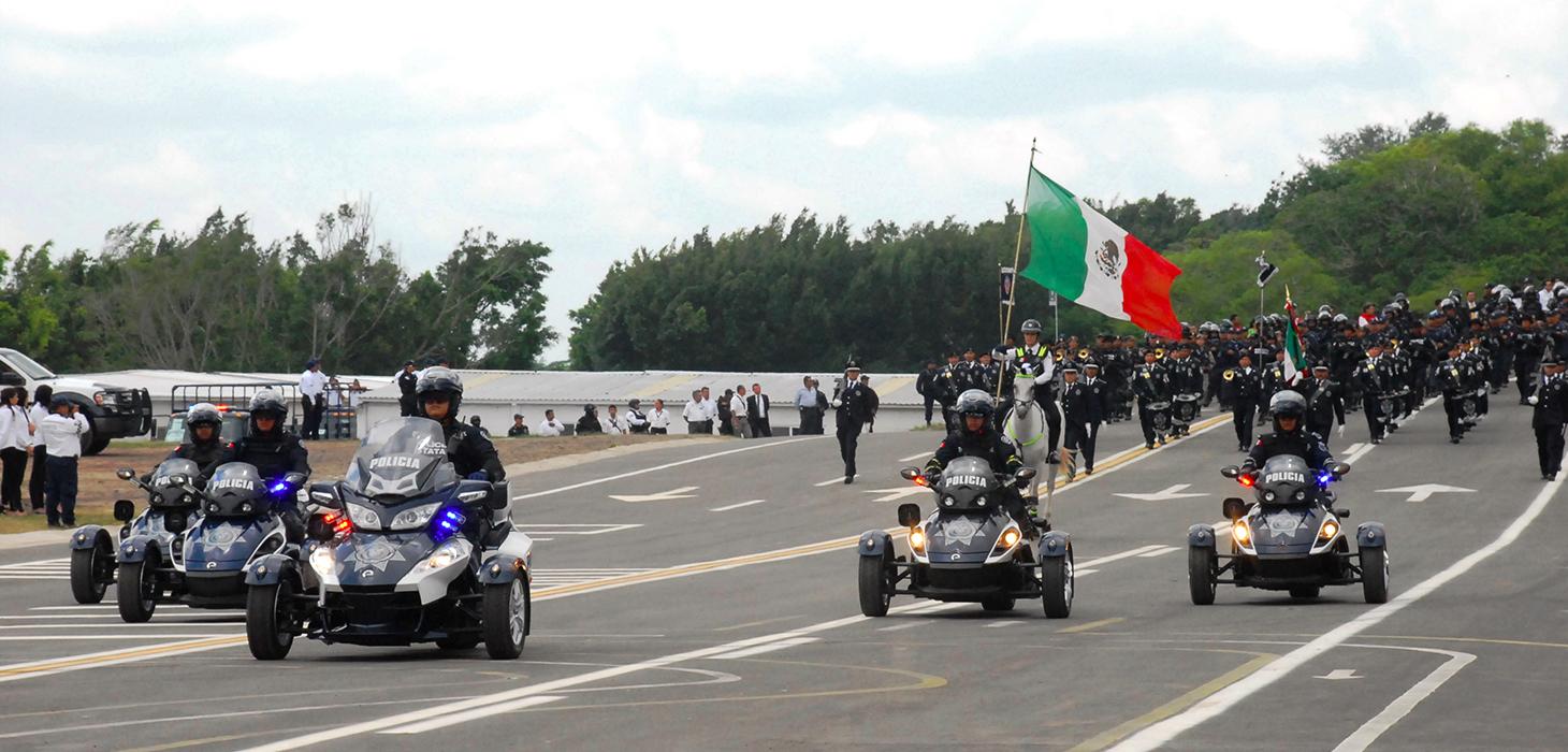 Con mayor certeza, Veracruz combate la inseguridad y devuelve la tranquilidad a las familias