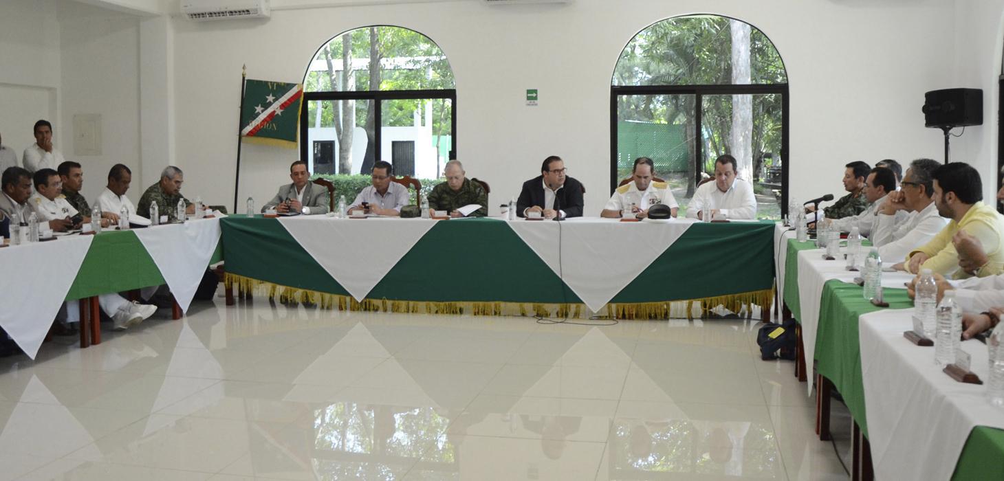 Se reúne Grupo de Coordinación Veracruz con empresarios del sector turístico